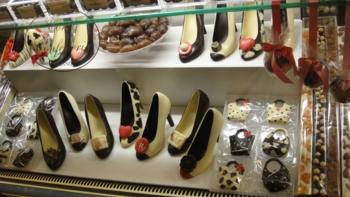 marzipan shoes !